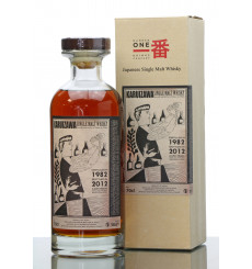 Karuizwawa 1982 LMDW Cocktail Series - Single Cask No. 8444