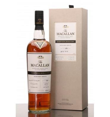 Macallan 1950 - 2018 Exceptional Single Cask No.13 (750ml)