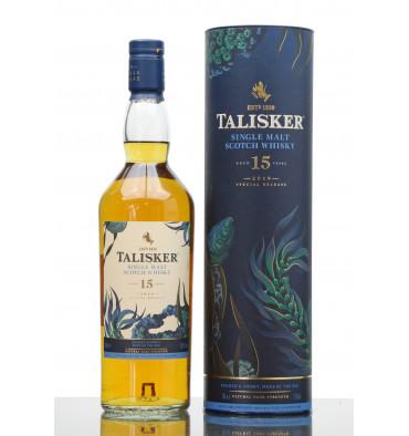 Talisker 15 Years Old - 20119 Release