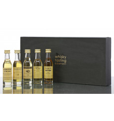 Assorted Miniatures x5 (5 cl) - www.whiskytastingcompany.com Set
