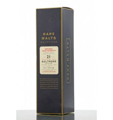 Aultmore 21 Years Old 1974 - Rare Malts **Box Only**