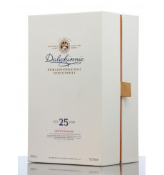 Dalwhinnie 25 Years Old - Limited Release **Box Only**