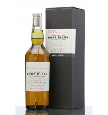 Port Ellen 27 Years Old - 6th Release