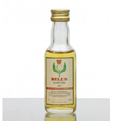 Bell's 12 Years Old Connoisseur Miniature - Scottish Open 1990 (5cl)