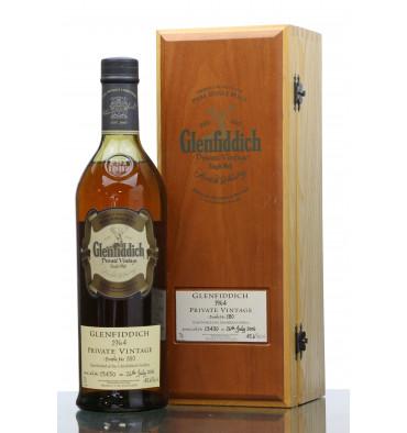 Glenfiddich 1964 - 2006 Private Vintage