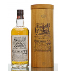 Craigellachie 33 Years Old - Small Batch Limited Release