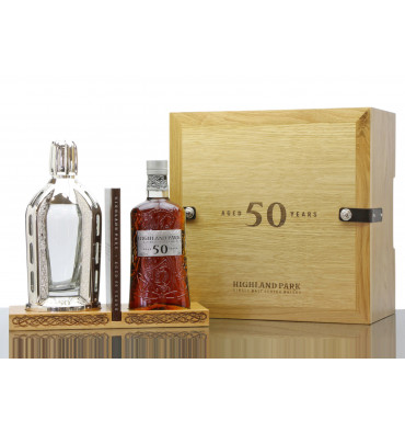 Highland Park 50 Years Old 1964 - 2018 Release