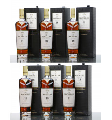 Macallan 18 Years Old - 2018 Release (x6 70cl)
