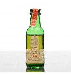 Lagavulin 16 Years Old - White Horse Miniature