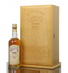 Bowmore 37 Years Old 1964 - Fino Sherry Cask