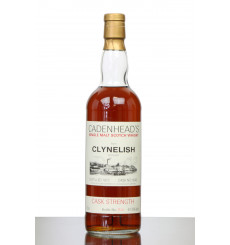 Clynelish 1972 - Cadenhead's Single Cask No.5643
