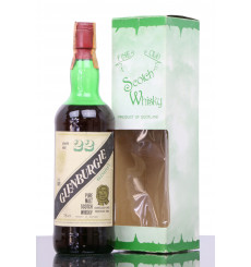 Glenburgie-Glenlivet 22 Years Old 1966-1988 - Sestante Import (75cl)