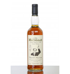 Macallan Nicol's Nectar **Signed By Peter Nicol**