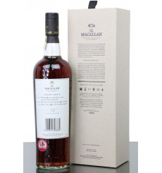 Macallan Exceptional Cask 1997 - 2019 Cask No.12
