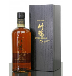 Taketsuru 25 Years Old - Nikka Pure Malt