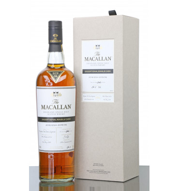 Macallan 2002 - 2018 Exceptional Single Cask No.3019/06