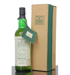 Port Ellen 23 Years Old 1975 - Wilson & Morgan Barrel Selection Cask Strength