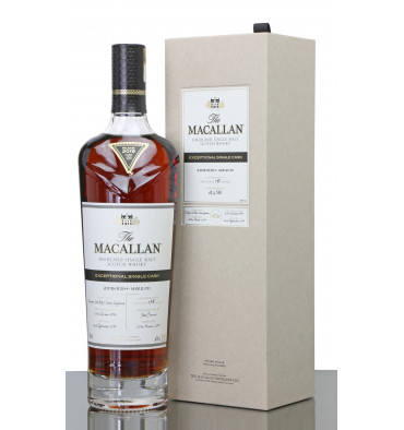 Macallan 1997 - 2019 Exceptional Cask No.14812/1