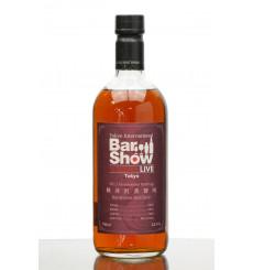 Karuizawa 2000 - 2013 Whisky Live Tokyo International Bar Show