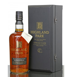 Highland Park 21 Years Old 1984 - Single Cask - The Ambassadors Cask 1st Edition