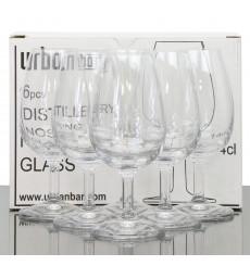 Urban Bar Distillery Nosing Glasses x6
