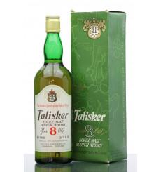 Talisker 8 Years Old 80° Proof