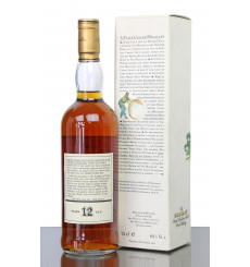 Macallan 12 Years Old Sherry Oak - BAe Jetstream (75cl)