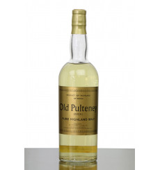 Old Pulteney - WM Cadenhead 85° Proof