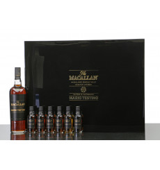 Macallan Masters of Photography - Mario Testino Yellow Edition