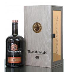 Bunnahabhain 40 Years Old