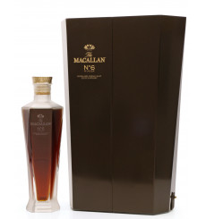 Macallan No.6 in Lalique