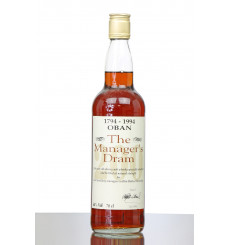 Oban 16 Years Old - The Manager's Dram 200th Anniversary