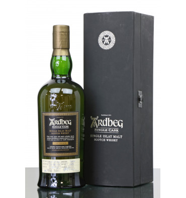 Ardbeg Single Cask 1974 - Cask No.4985