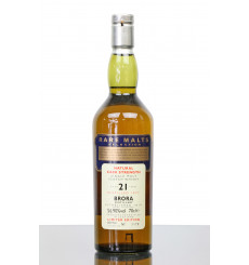 Brora 21 Years Old 1977 - Rare Malts