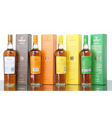 Macallan Edition No.1, 2, 3 & 4 (4x70cl)