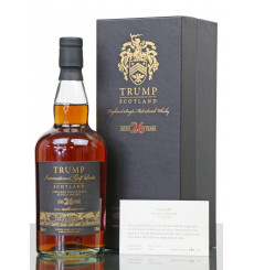 Glendronach 26 Years Old - Trump International Scotland