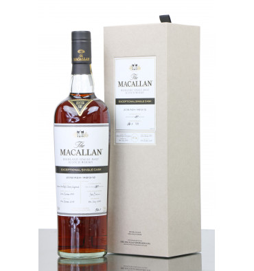 Macallan 1997 - 2018 Exceptional Single Cask No.14813/12