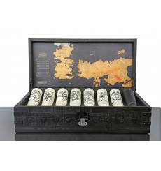 Game of Thrones Limited Edition Set and Chest (8x70cl)