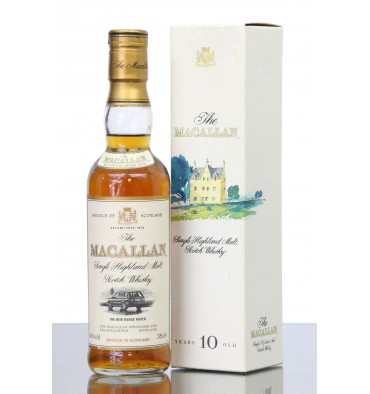 Macallan The New Range Rover (35cl)
