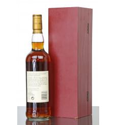 Macallan 25 Years Old - Anniversary Malt Sherry Oak