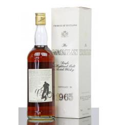 Macallan 1965 - 1983 Special Selection