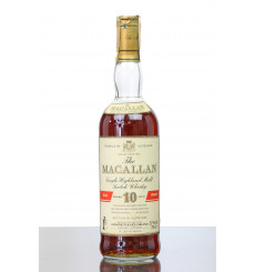 Macallan 10 Years Old - Full Proof (75cl)