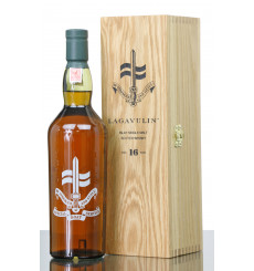 Lagavulin 16 Years Old - Special Boat Service (Wooden Box)