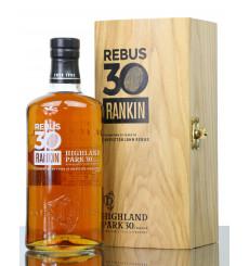 Highland Park 30 Years Old - Rebus Rankin