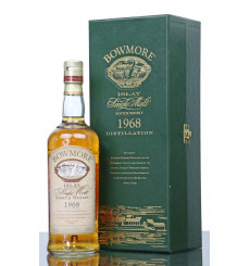 Bowmore 32 Years Old 1968 - Stanley Morrison 50th Anniversary