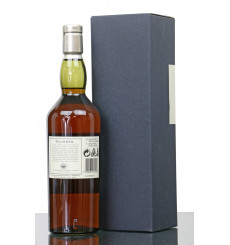 Talisker 25 Years Old 1975 - 2001 Cask Strength Limited Edition