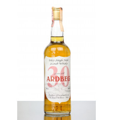 Ardbeg 30 Years Old 1963 - Sestante Import