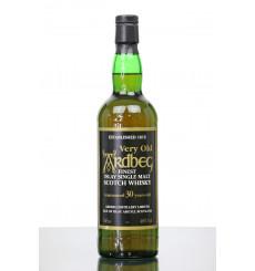 Ardbeg Guaranteed 30 Years Old - Very Old