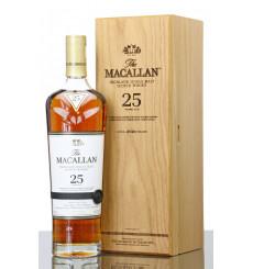 Macallan 25 Years Old Sherry Oak - 2020 Release