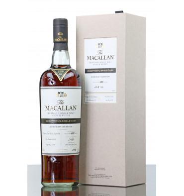 Macallan 2002 - 2018 Exceptional Single Cask No.2340/04